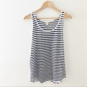 Eileen Fisher knit tank top blouse S